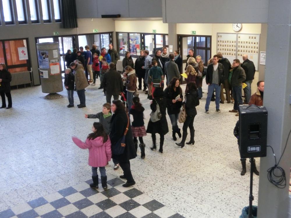 Bilder vom Tag der offenen Tür 2013