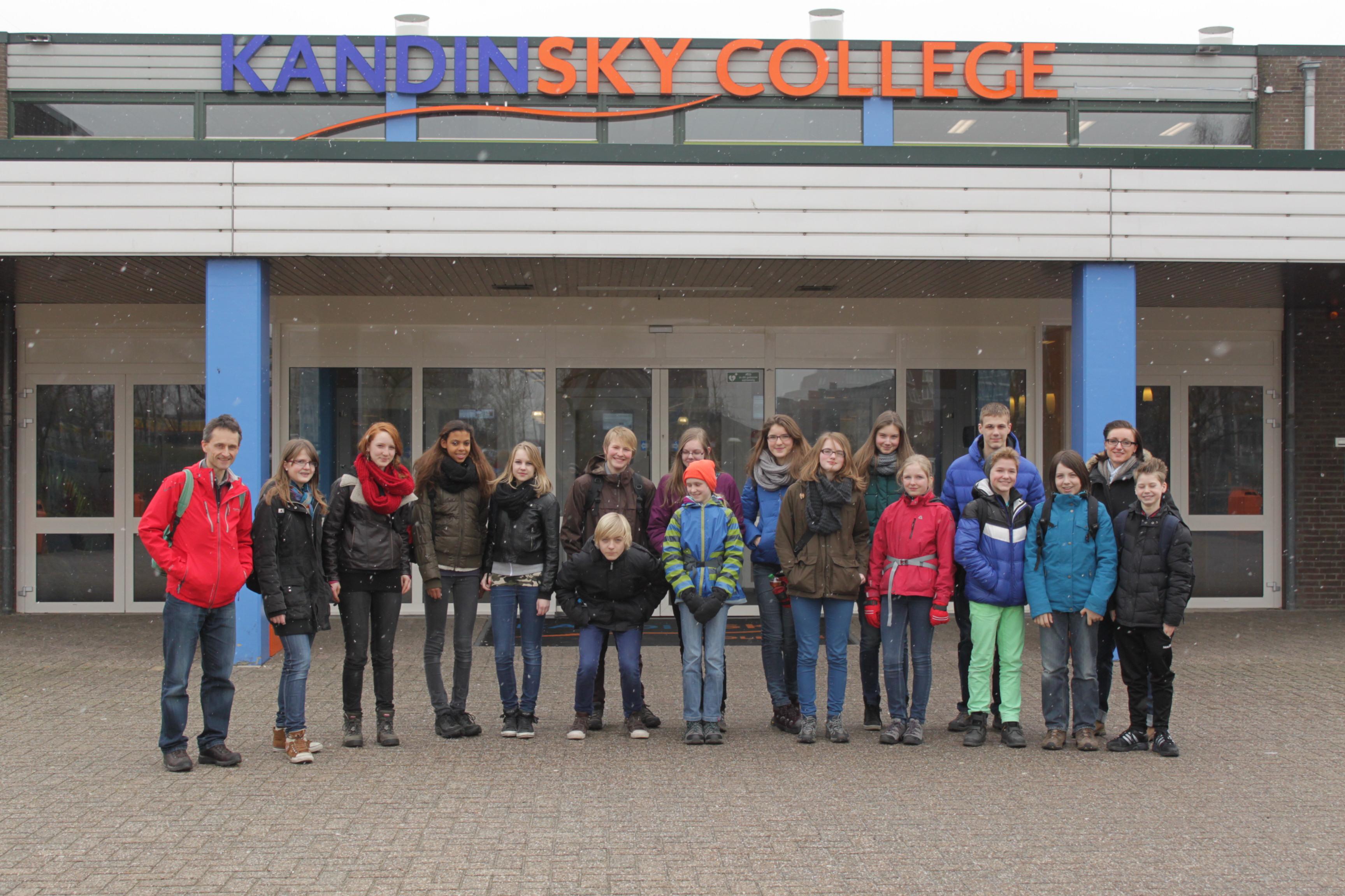 Wanderhelden gefunden – Schulprojekt Vierdaagse gestartet !