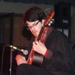Clemens sorgte für Gänsehaut mit klassischer Gitarrenmusik.