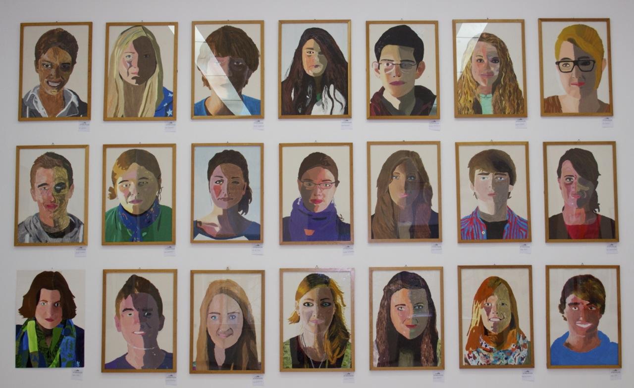 Museum – Kunst – Schule: Steiner stellen im MKK aus