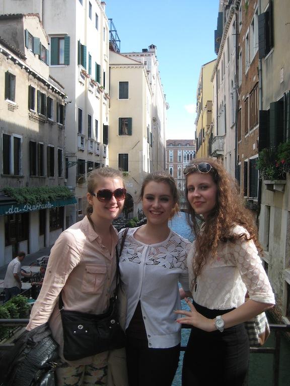 Italienischkurs auf Italienfahrt