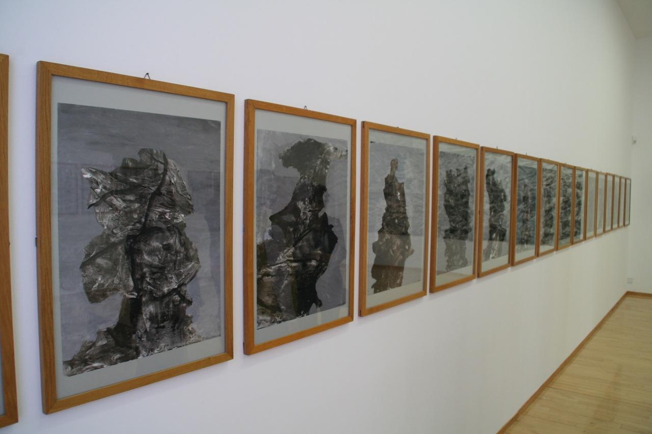 """Museum Kurhaus Kleve und das Stein """"mittendrin"""""""