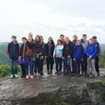 """""""Höhe""""punkt des Wandertrainings: Ausflug in die Eifel"""