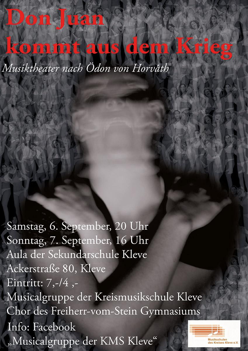 Neue Musiktheater-Kooperation unseres ProjektChores mit der Musicalgruppe der Kreismusikschule!