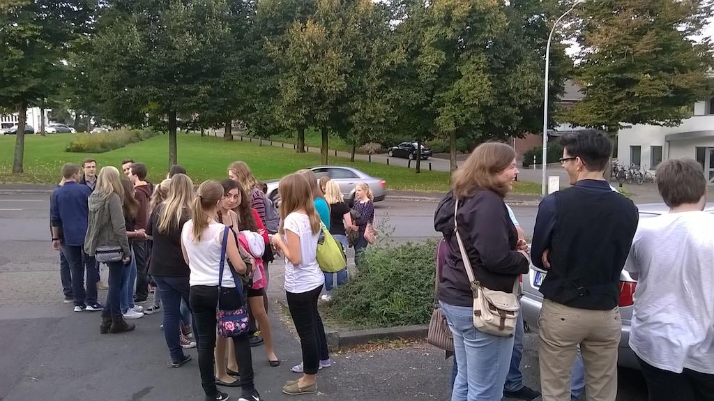 """Theaterfahrt nach Emmerich zu Kafkas """"Die Verwandlung"""""""