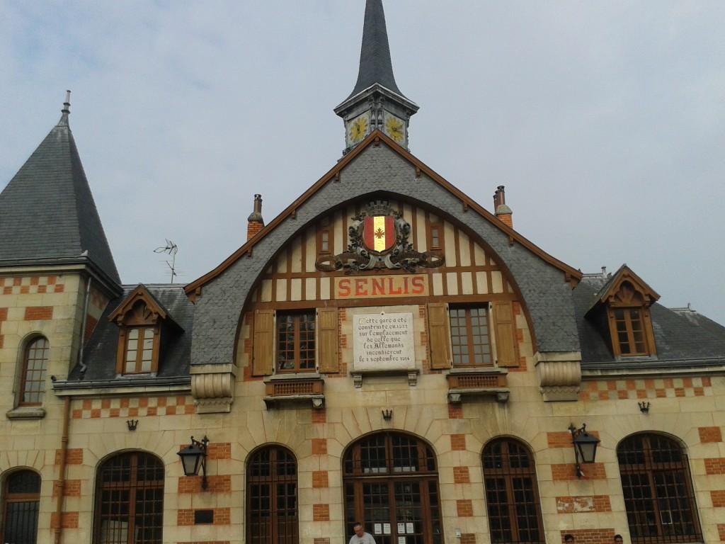 Bahnhof von Senlis