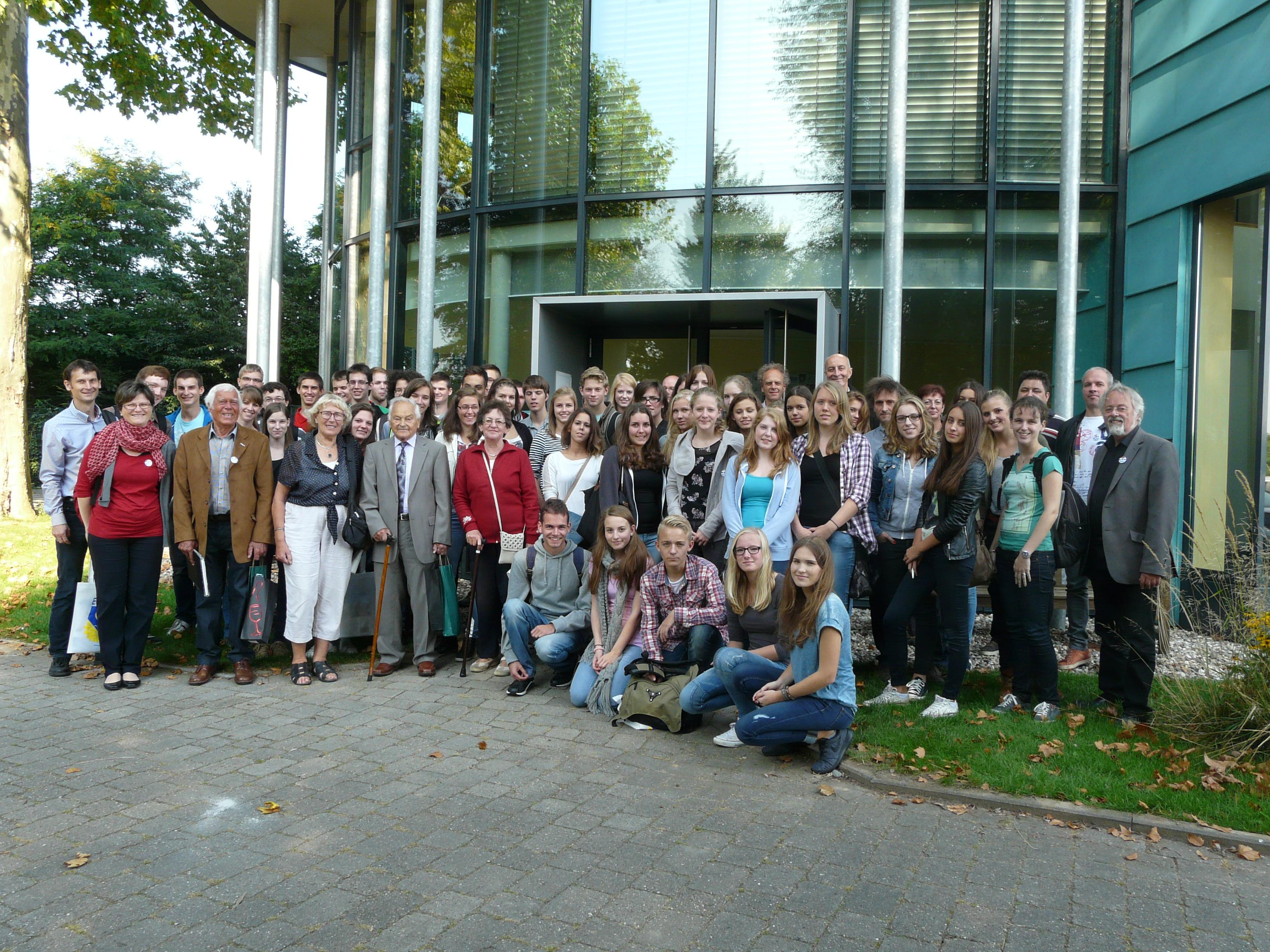 """70 Jahre """"Market Garden"""" – eine deutsch-niederländisch-ungarische Schülerbegegnung"""