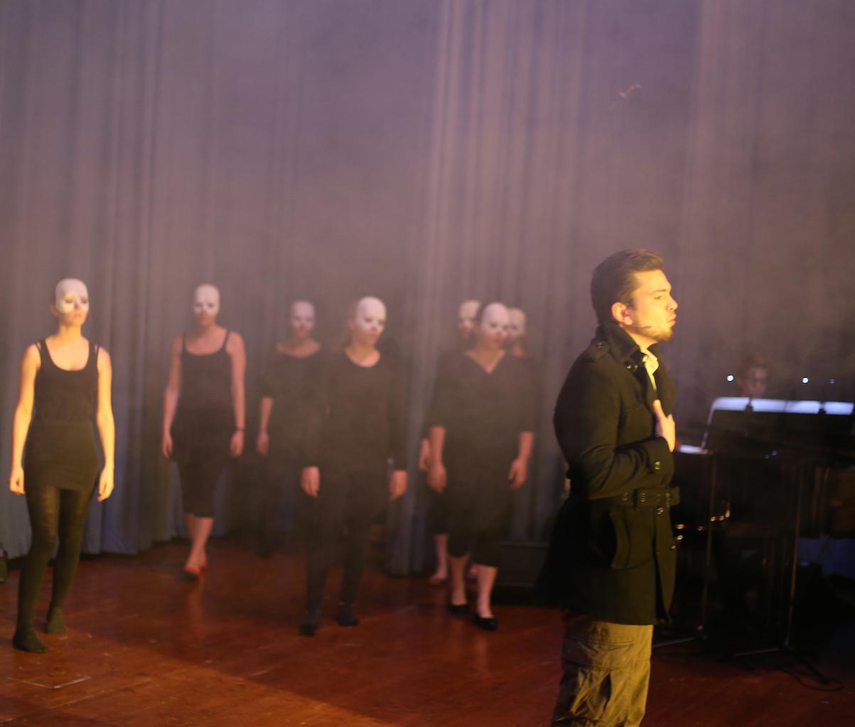"""On-Stage-Musiktheater-Impressionen des ProjektChors bei """"DON JUAN"""""""