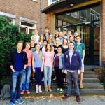 Die SV für das Schuljahr 2014/15.