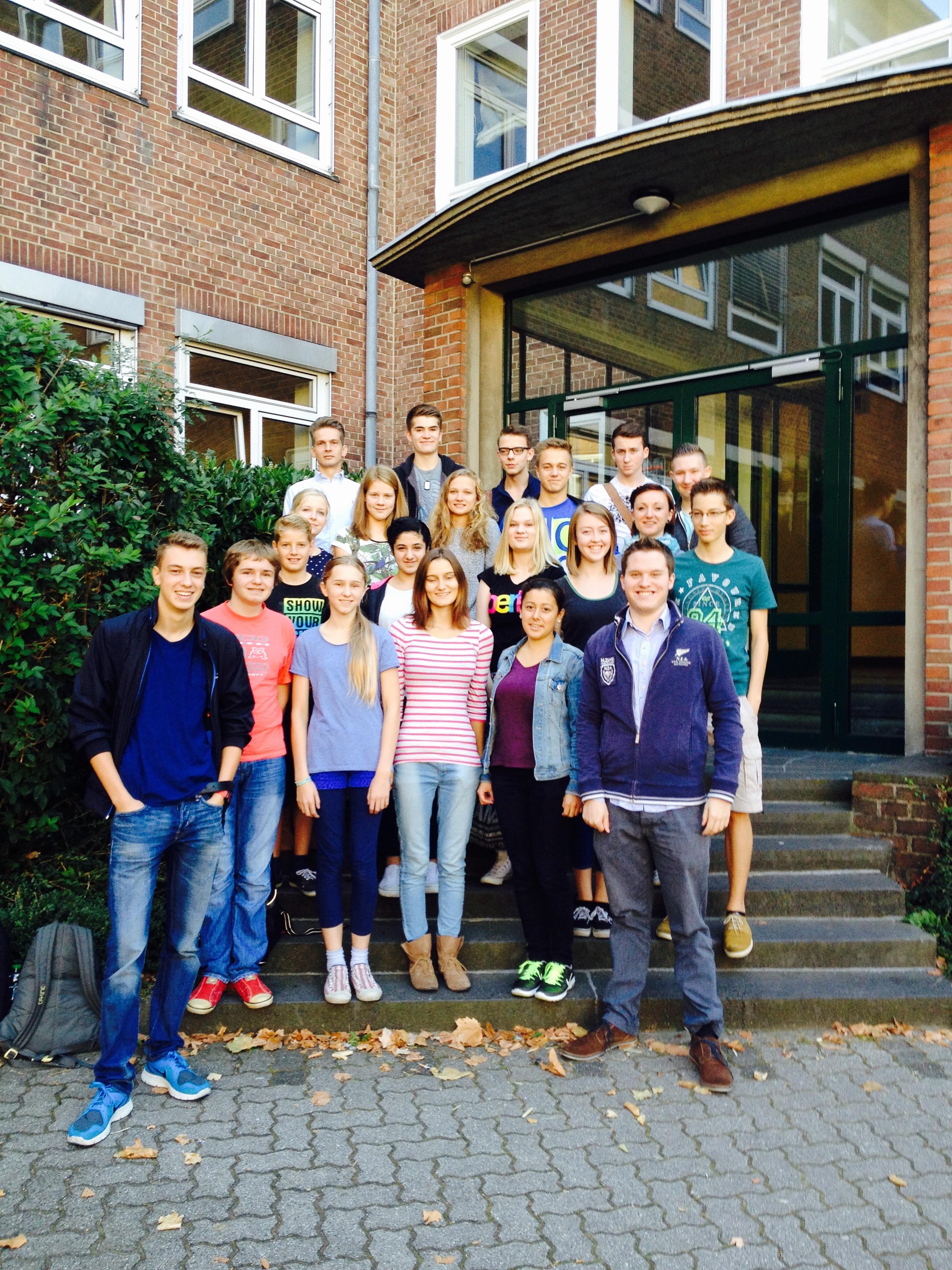 Klassensprecherseminar der SV im Kolpinghaus Kleve