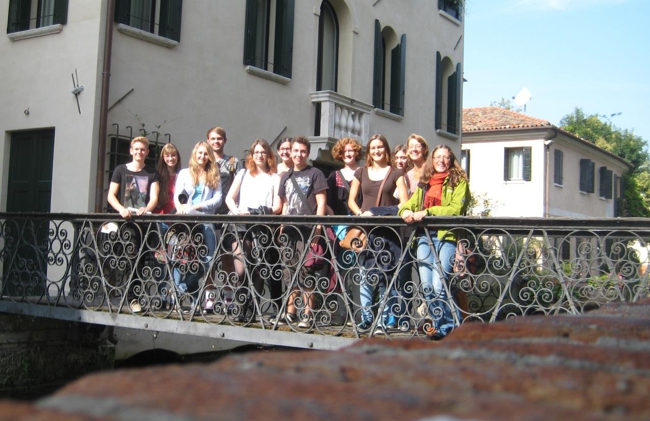 Gita a Venezia – Studienfahrt nach Venedig
