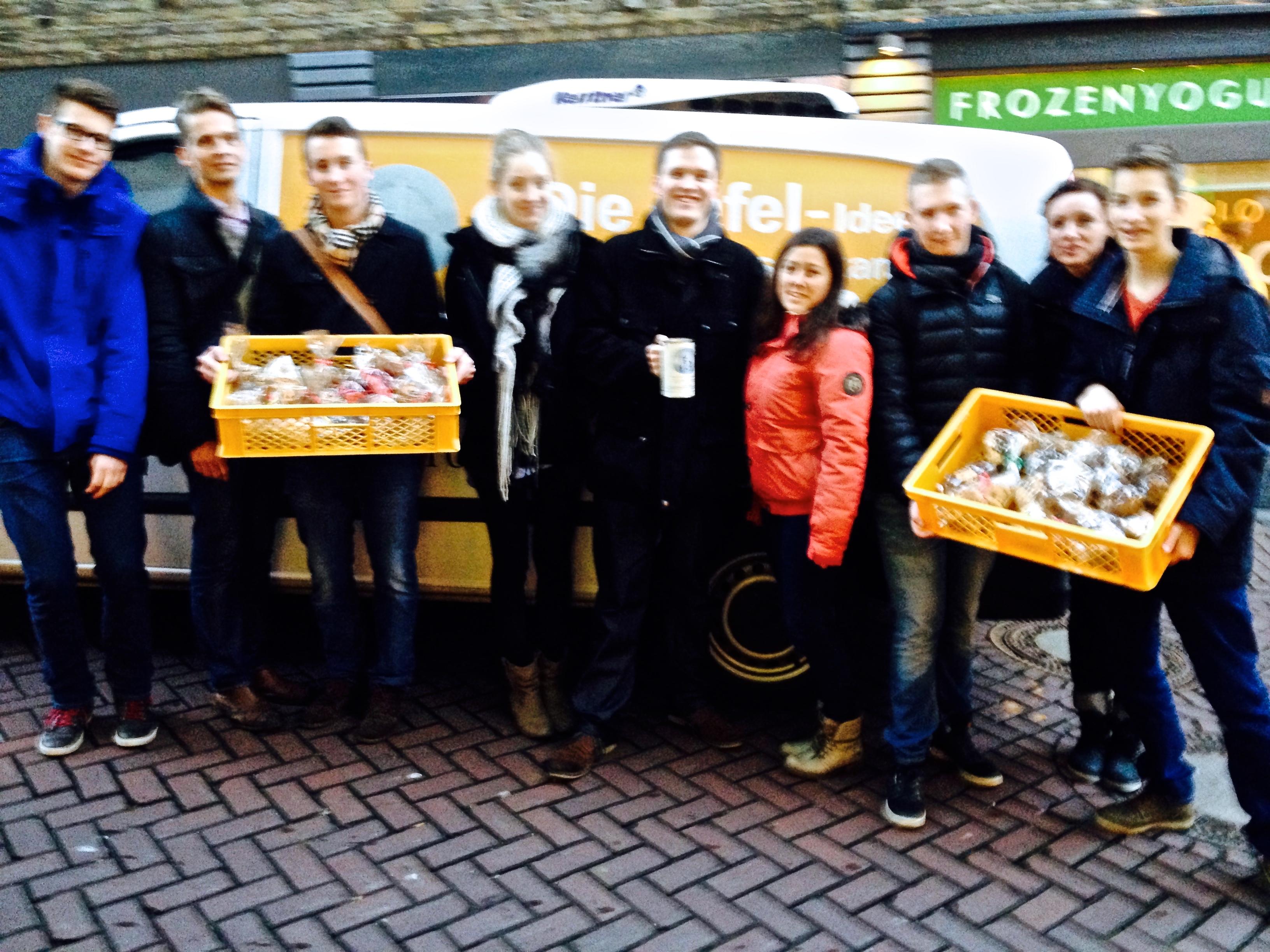 SV engagiert sich für die Düsseldorfer Kinderkrebshilfe