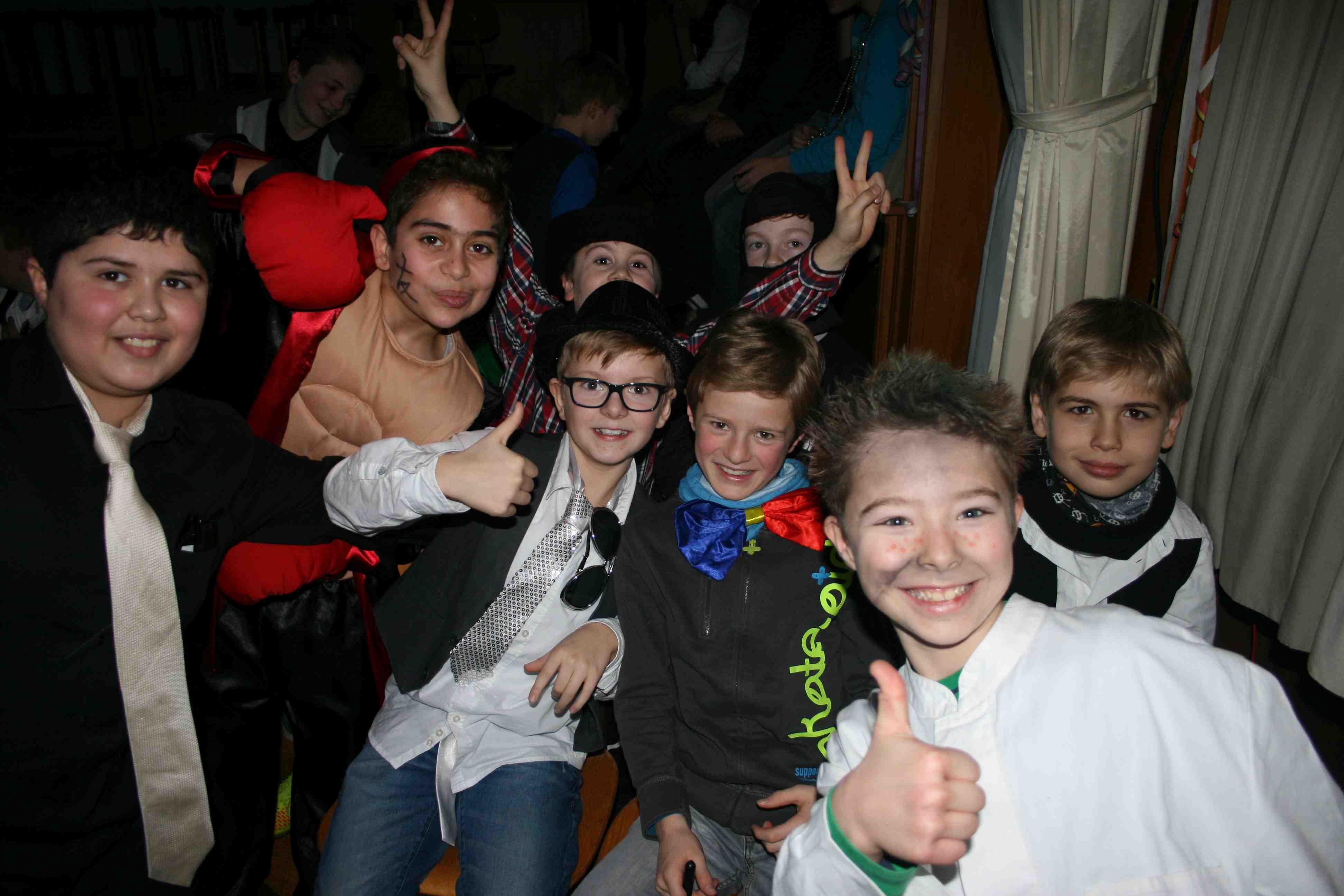 """""""Helau, ihr Steiner!"""" – Karnevalsfeier 2015"""