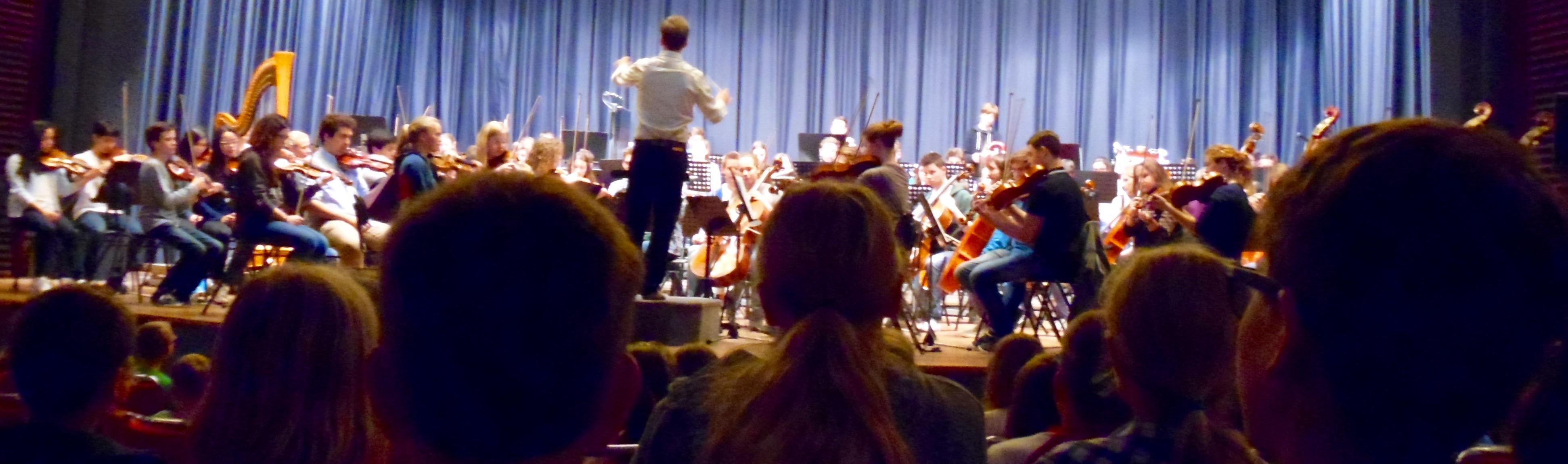 94 Steiner und 84 Musiker…