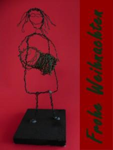 """""""Maria und das Jesuskind"""", Nele, Klasse 6"""