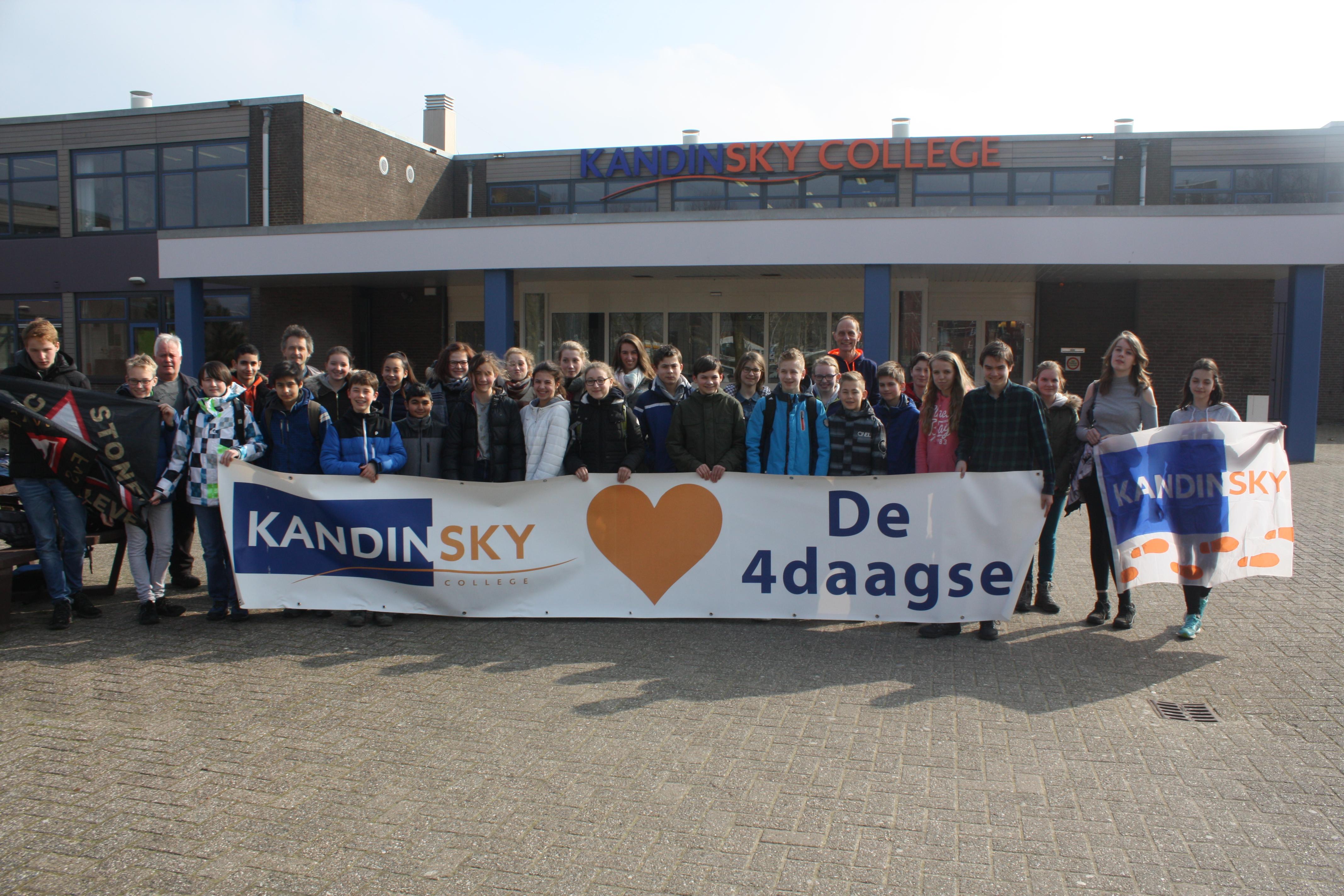 Startschuss für 4Daagse-Projekt 2016
