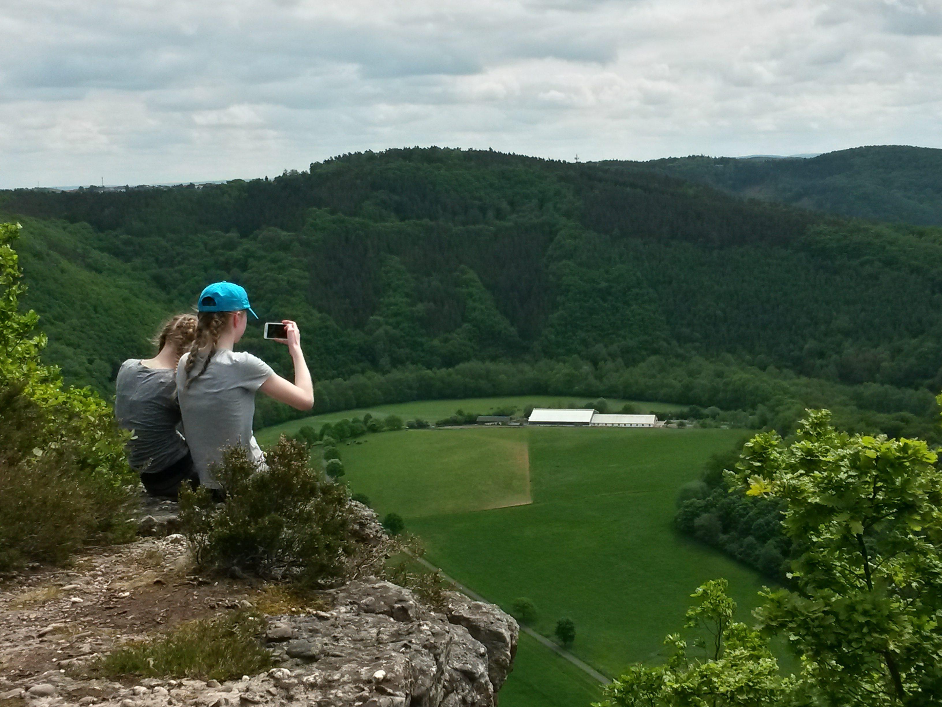 Bergprüfung bestanden – dritte Trainingsetappe der Walking Stones