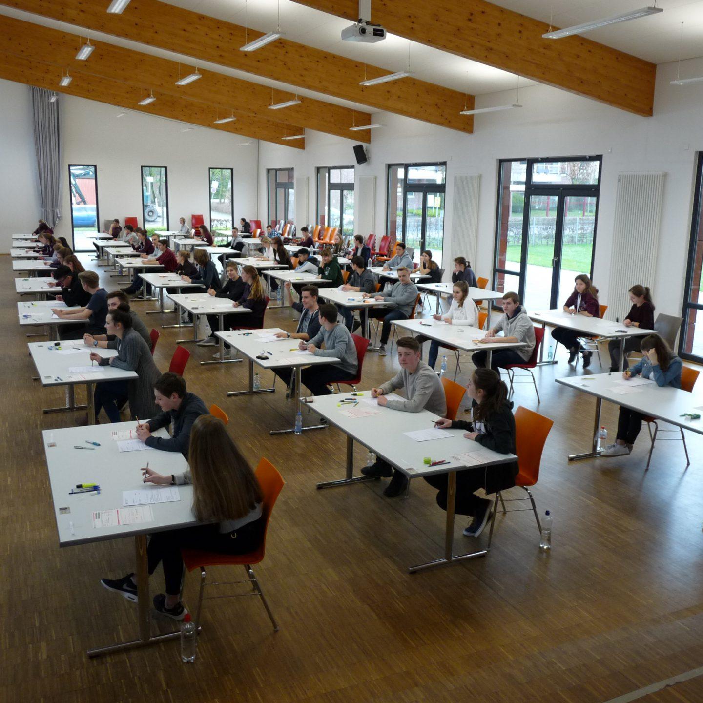 Englisches Prüfungswochenende
