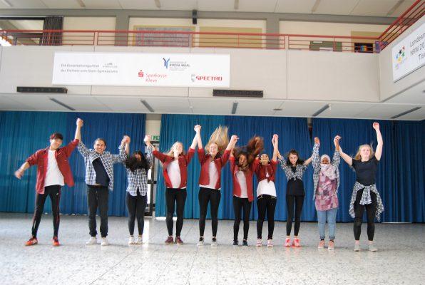 IntegraTANZ – ein besonderes Kooperations-Tanzprojekt in Kleve – vom Bundesministerium für Bildung und Forschung gefördert