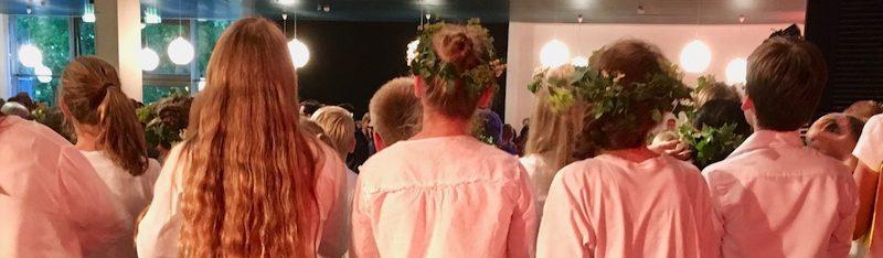 Unsere Kieselsteinchen singen der Stadt Kleve ein riesiges Ständchen zum 775. Geburtstag