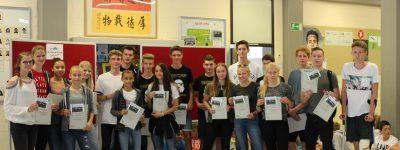 Zum Schuljahresabschluss: Erfolge wurden im Forum gefeiert