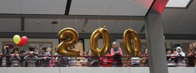 Jubiläumsfeier – ein wunderbares Schulfest am Stein