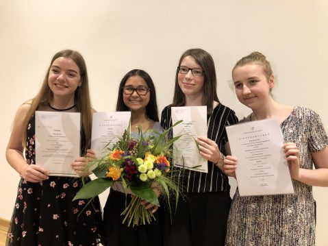 Stein Gymnasium – die erfolgreichste Schule beim Fremdsprachenwettbewerb in NRW