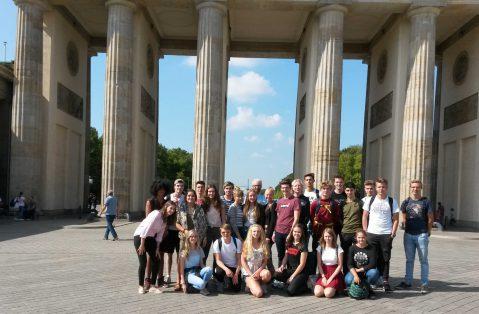 Studienfahrt Berlin 2018