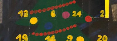 Schul-Adventskalender – Spendenaktion der SV zu Gunsten des Klever Kindernetzwerks