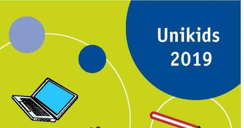 "Kinderuniversität ""Unikids"" 2019"
