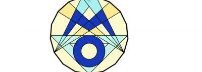 Kreisrunde der Mathematik-Olympiade am Stein