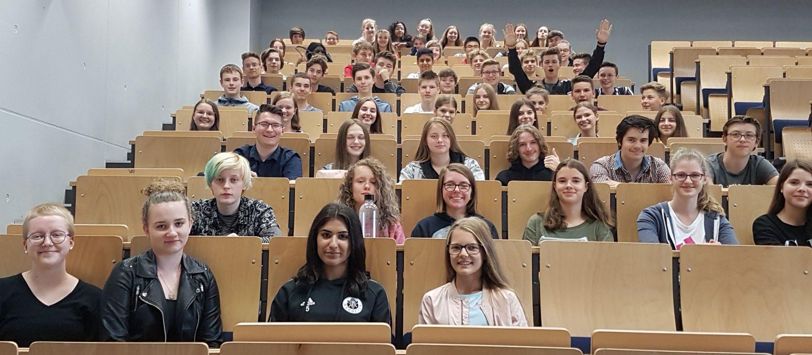 Hochschulluft schnuppern – Die Methodentage der EP